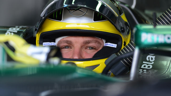 Shanghai, Libere 1: Rosberg guida l'1-2 Mercedes