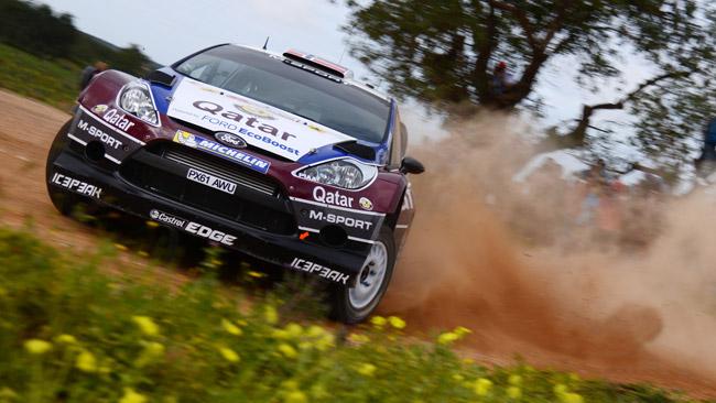 Portogallo, PS2: Ostberg salta davanti ad Ogier