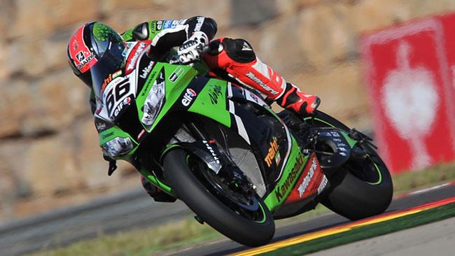 Aragon: Sykes regala la Superpole alla Kawasaki