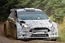 La Ford Fiesta R5 vettura zero al Tour de Corse?