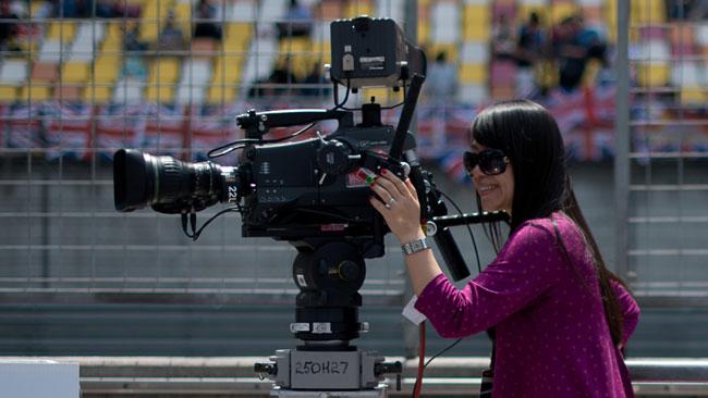 Tv: la MotoGP vince il derby con la Formula 1