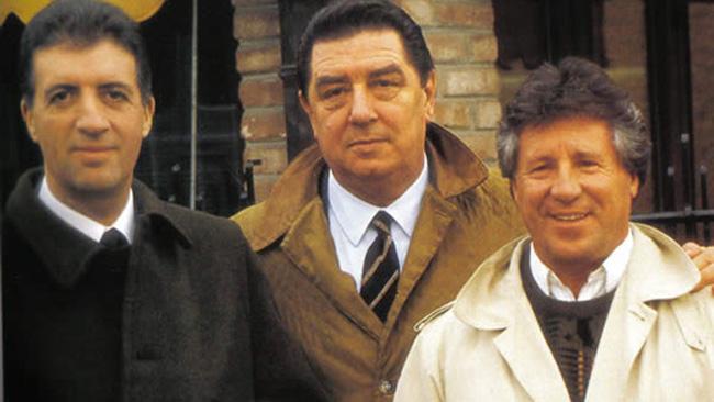 Ciao Franco Gozzi, l'uomo alla destra del Drake