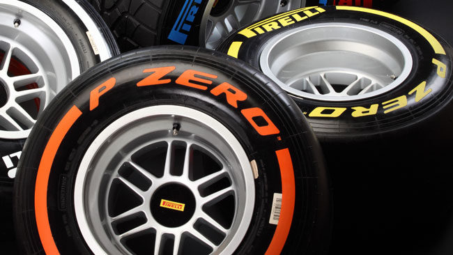 Pirelli cambia le Hard, si torna alla mescola 2012