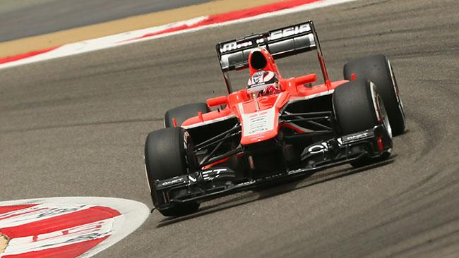 La Marussia vicina ai motori Ferrari per il 2014