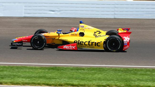 Indy 500, Libere 6: Munoz nella tripletta Andretti