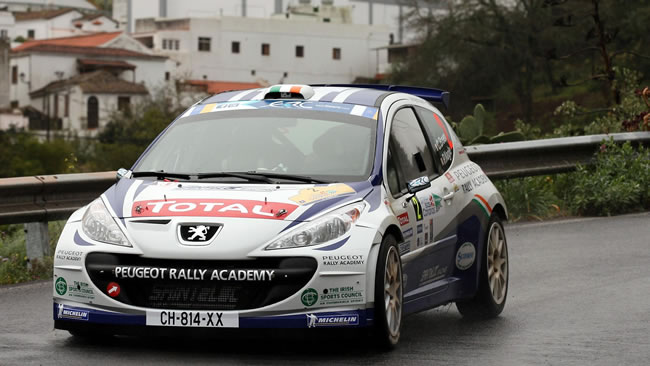Corsica, PS2: Breen-bis, Robert Kubica sempre 2°