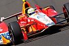 Indy 500, Libere 7: EJ Viso prima della pioggia