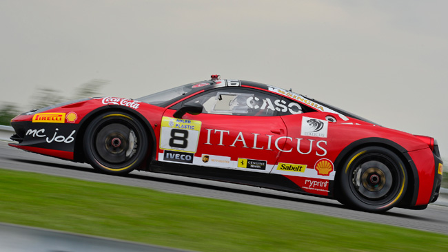 Brno, Gara 2: Caso dalla pole nel Trofeo Pirelli