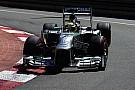Montecarlo, Libere 3: Rosberg ok; ko Massa-Grosjean