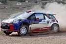 Kubica festeggia la sua prima vittoria in WRC2