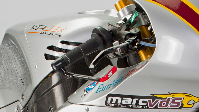 La Kalex ammette l'interesse per i motori Yamaha