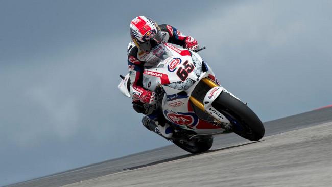 Portimao, Q2: Rea e la Honda al top in qualifica