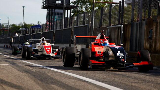 La Formula Renault ALPS arriva al giro di boa