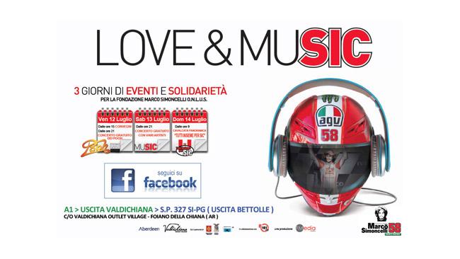 Love&muSIC: domani parte l'asta benefica online