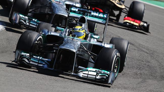 Mercedes: chiesta una deroga per i test di Silverstone