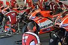 La Ducati porta quattro moto diverse al Sachsenring
