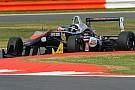 Sandy Stuvik in pole in gara 1 a Silverstone