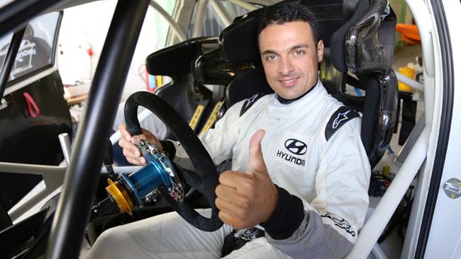 Bryan Bouffier si unisce alla squadra test Hyundai