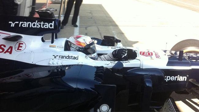Daniel Juncadella torna sulla Williams anche oggi