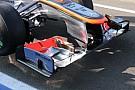 McLaren: piloni larghi e alettone anteriore nuovo