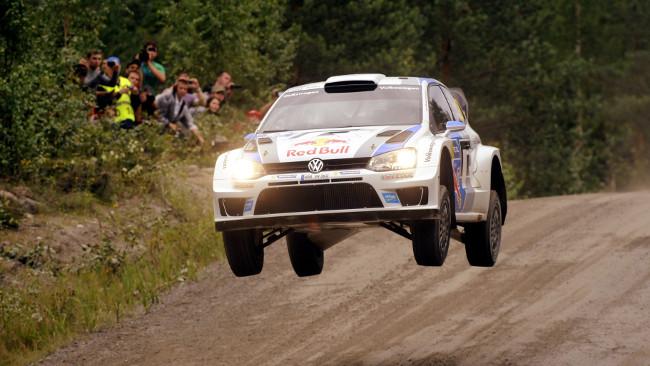Finlandia, PS1: Subito Ogier al comando
