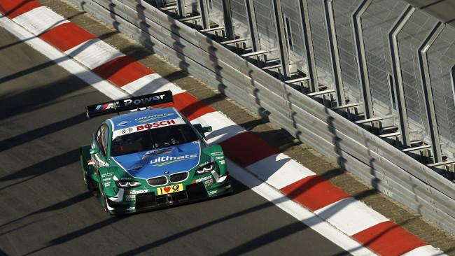 Farfus porta la BMW in pole al Nürburgring