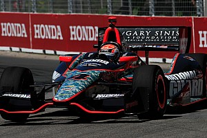 IndyCar Ultime notizie Ryan Briscoe rientra a Sonoma dopo l'infortunio