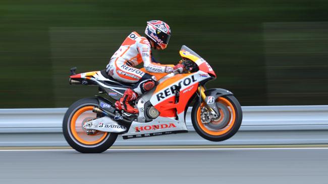 Brno, Libere 4: Marquez precede Lorenzo