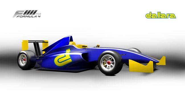 La Dallara progetta una monoposto per la F4