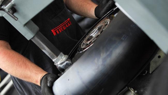 Le scelte della Pirelli per il round di Laguna Seca