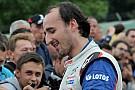 Un paio di gare nel WTCC in vista per Kubica nel 2014