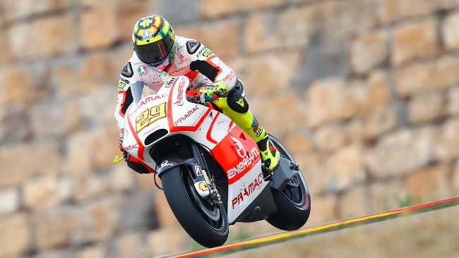 Sorride il team Pramac Racing ad Aragon