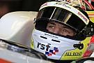 James Calado in pista con la Force India nelle libere
