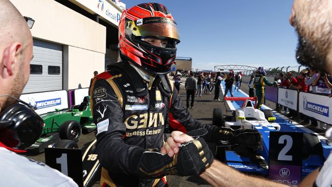 Esteban Ocon debutta in Formula 3 a Macao