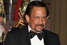 Il Sultano del Brunei prova ad entrare nella Lotus?