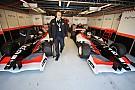 Richard Gonda con Zele Racing ai test di Jerez