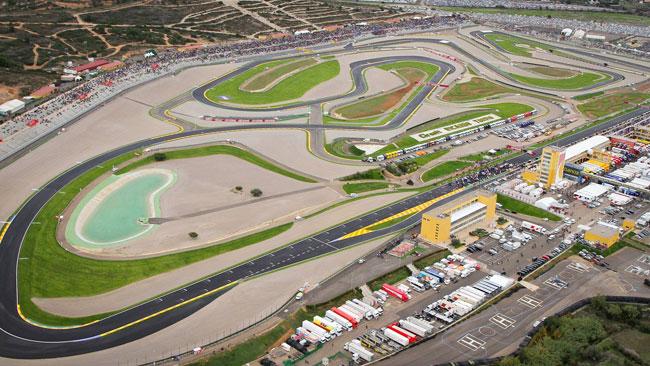 Alle 12 scattano i test collettivi della MotoGp a Valencia