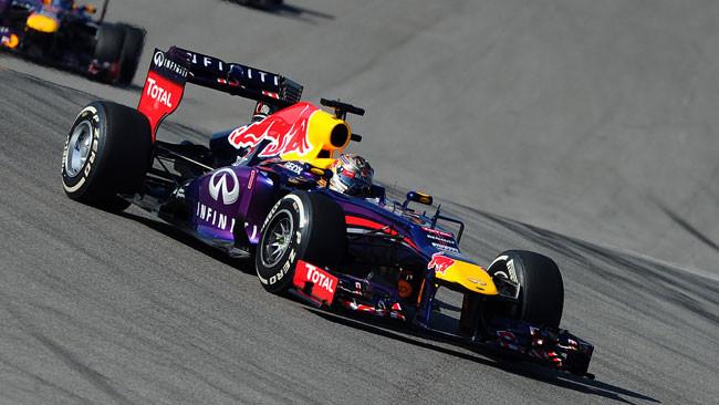 Record: Vettel centra l'ottava vittoria di seguito!