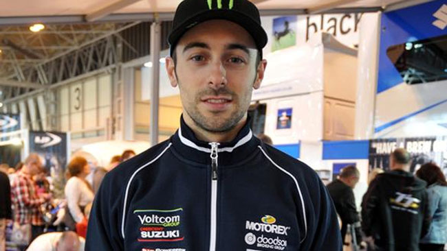 Oggi Laverty debutta in sella alla Suzuki a Jerez