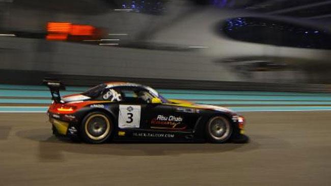 Gulf 12 Hours: Black Falcon in pole position