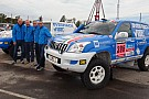 Dakar 2014: verifiche ok per la Cinotto family