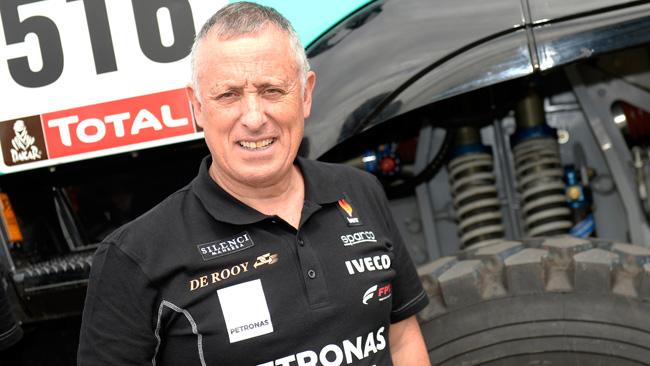 Pep Vila: dalla MotoGp alla Dakar con Petronas!