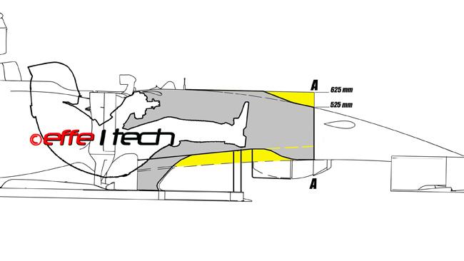 Force India: la sorpresa è un gradino sulla scocca?