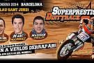 Marc Marquez ci prova con il Dirt Track a Barcellona