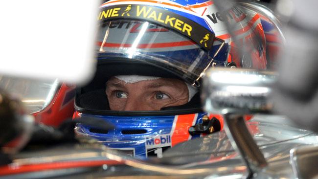Jenson Button vuole il 22 con cui è stato campione