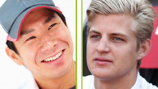 Ufficiale: la Caterham ha scelto Kobayashi e Ericsson