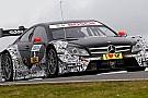 Test con la Mercedes DTM per Vitaly Petrov