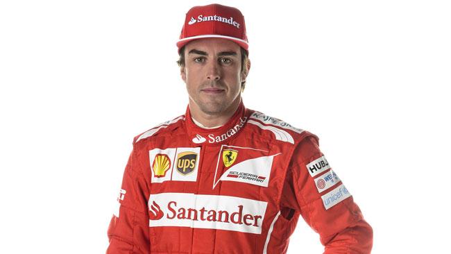 Alonso ha in mente solo la vittoria per il 2014