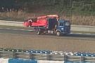 La Ferrari parla di stop precauzionale per Kimi