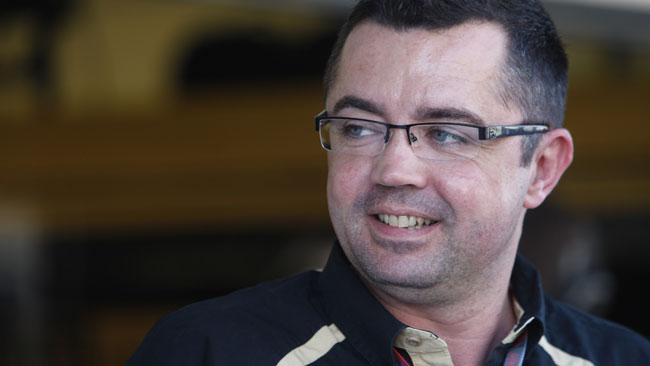 Ufficiale: Eric Boullier Racing Director della McLaren